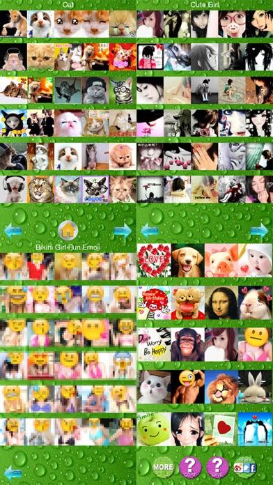 Stickers+ Fun Emotion Gif Photo for Messengerのおすすめ画像3