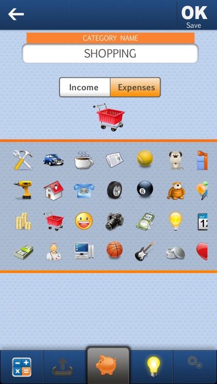 Budget Deluxe screenshot-3