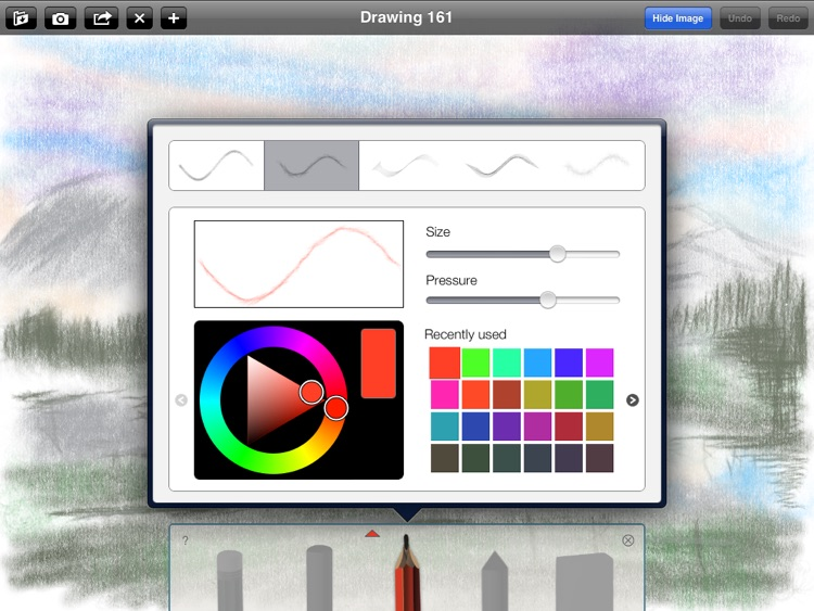 Graphite: Pencil Sketching and Tracing screenshot-2