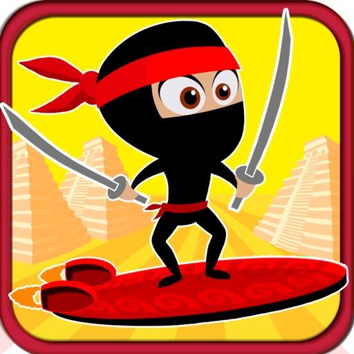 A Temple Ninja Race - Pro Adventure Game