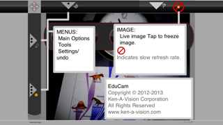 EduCam Classroom Viewer screenshot three
