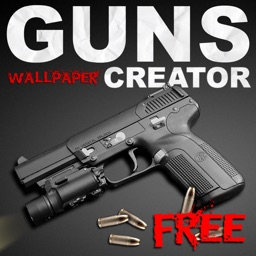 Guns Wallpaper Creator! - FREE