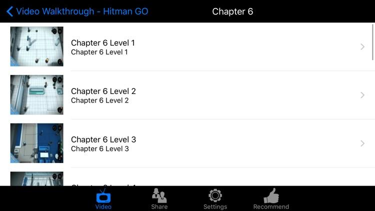 Video Walkthrough for Hitman GO