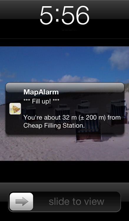 MapAlarm - Store My Places, OpenStreetMaps, Send My Position, GPS Reminders