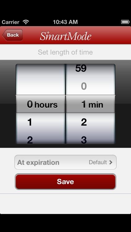 SmartMode screenshot-3