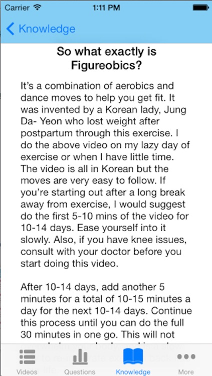 Jung Da-yeon FigureRobics,Fitness for Weight Loss,30 Day Workout,Exercise Challenge,International Edition screenshot-3