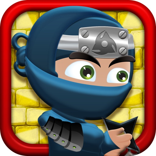 Ninja Clan vs Tiny Cute Dragons - Free Game! icon