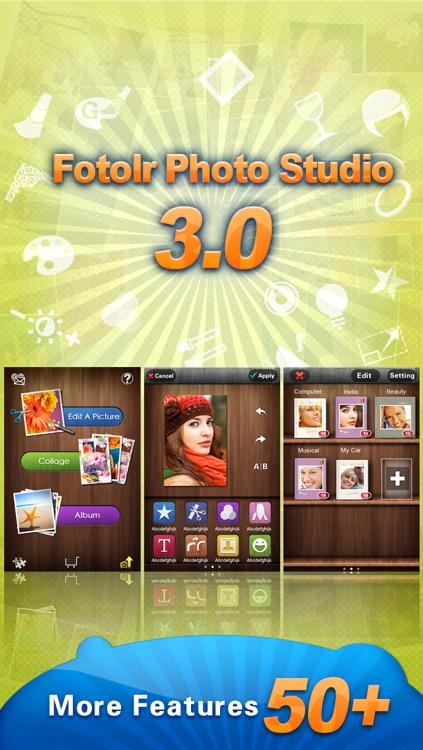 Photo Editor Pro-Fotolr