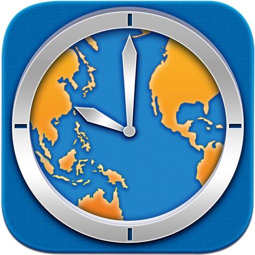 A+ World Clock Free