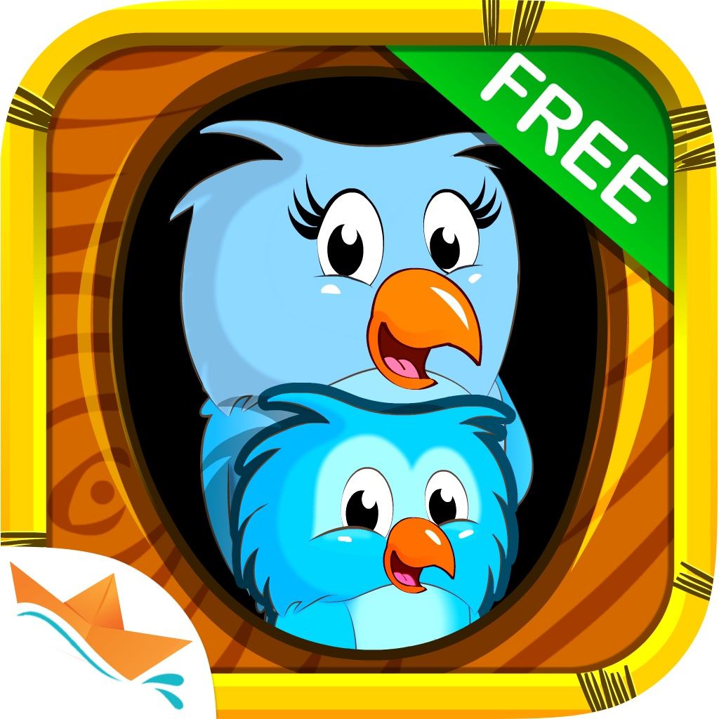 Animal Homes Free - Kids Educational App