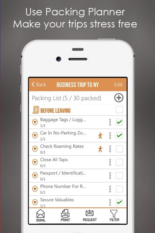 Packing Planner PRO