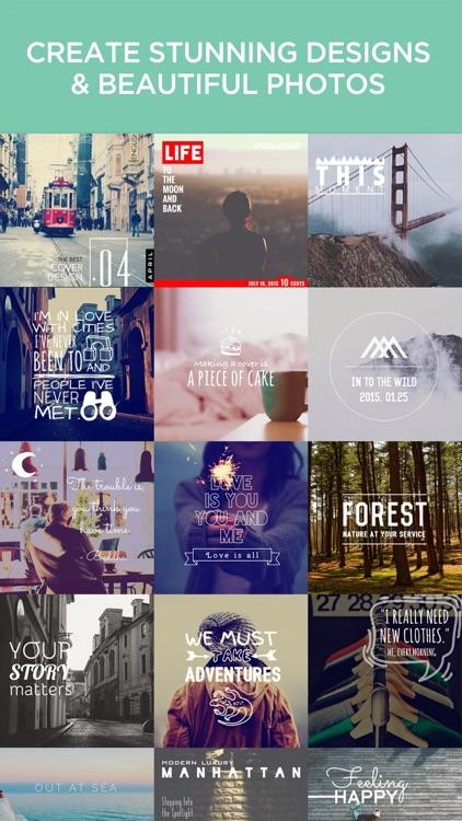 Cover ‒ Photo Editor screenshot-0