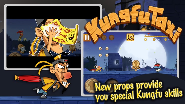 KungfuTaxi screenshot-2