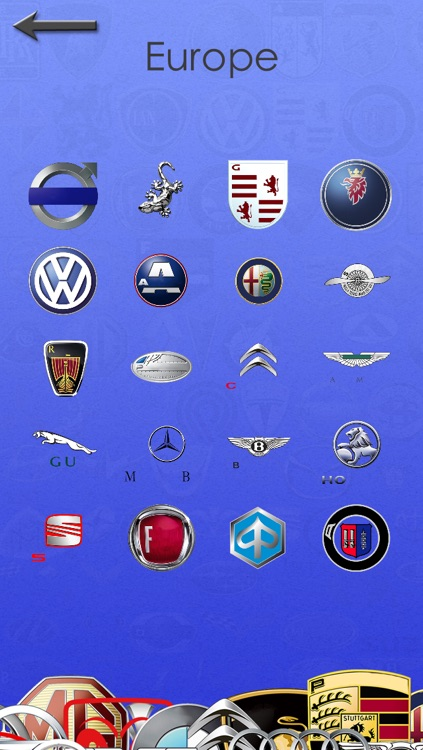 Car Logos Quiz screenshot-2