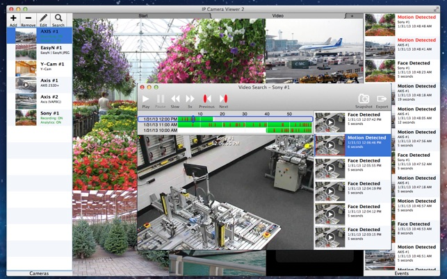 Ip Camera Viewer 2 On The Mac App Store