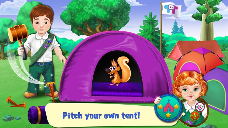 Baby Outdoor Adventures - Care, Play & Have Fun Outside screenshot-3