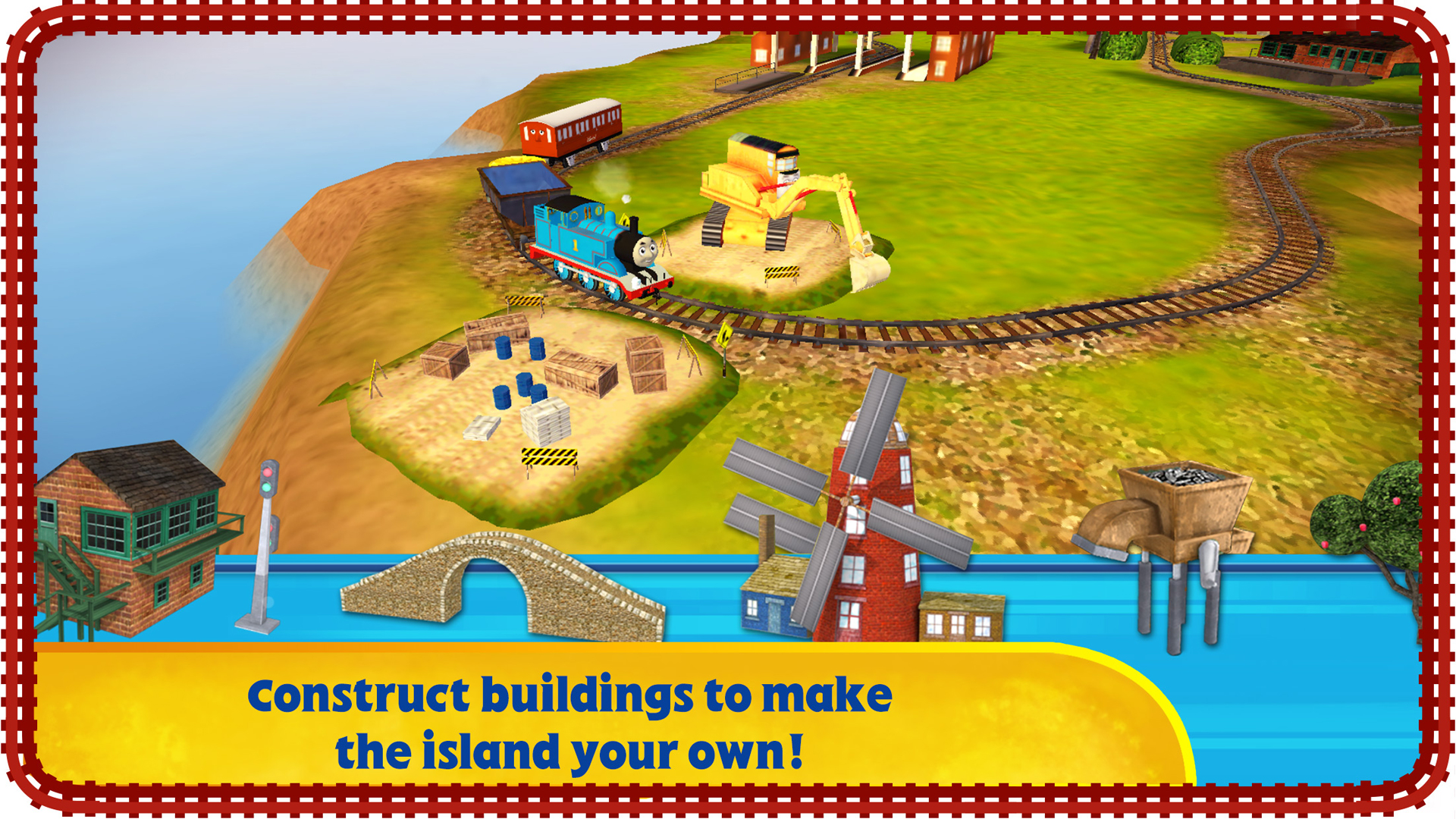 Thomas & Friends: Express Delivery screenshot 15