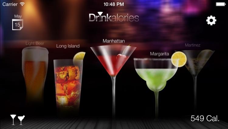 Drinkalories: Calculating cocktail calories