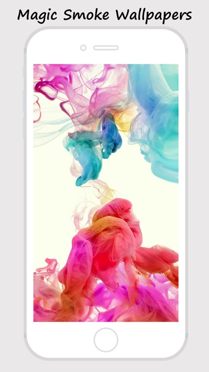Magic Smoke Wallpapers - Amazing Collection Of Colourful Smoke screenshot-3