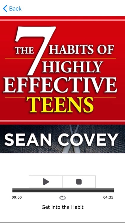 The 7 Habits of Highly Effective Teens: The Ultimate Teenage Success Guide by Sean Covey screenshot-3
