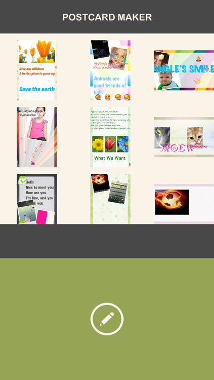 Postcard Maker Pro screenshot-0