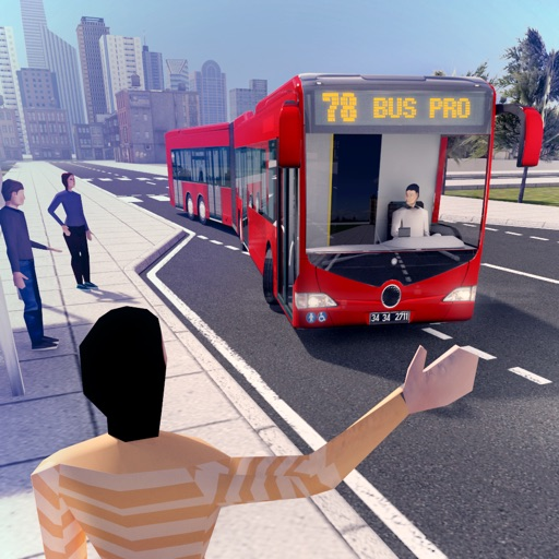 Bus Simulator PRO 2016 icon
