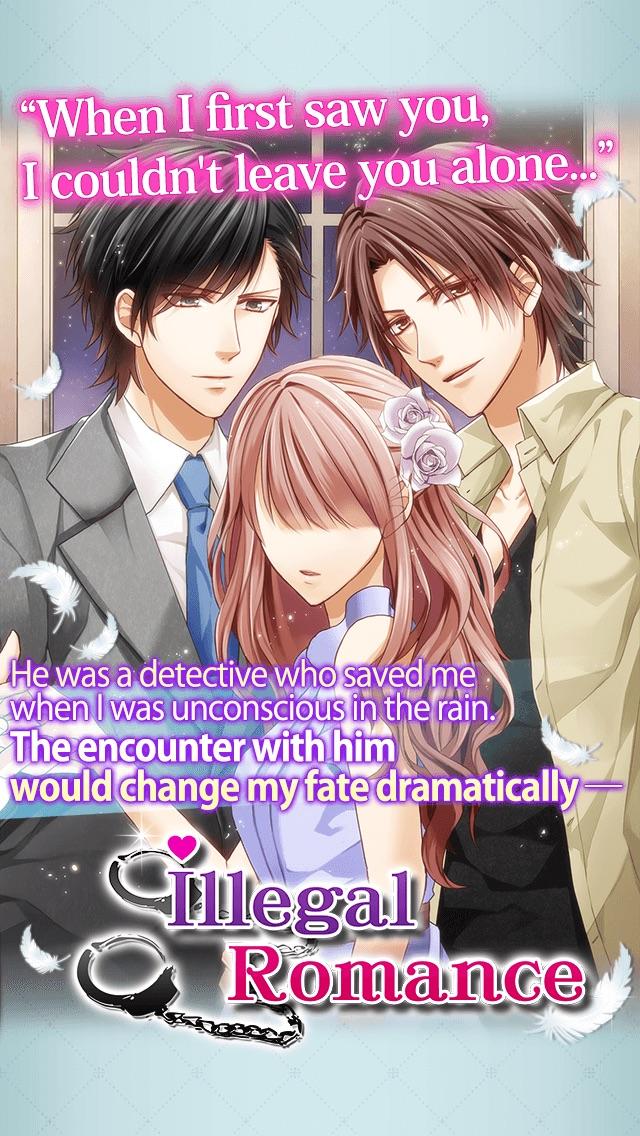 Screenshot 1 For Illegal Romancesupense Drama Type Love Game App