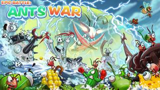 Epic Battle: Ants War screenshot two