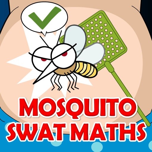 Mosquito Swat Maths: Times Tables