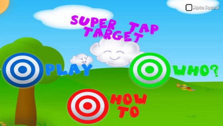 Super Tap Target