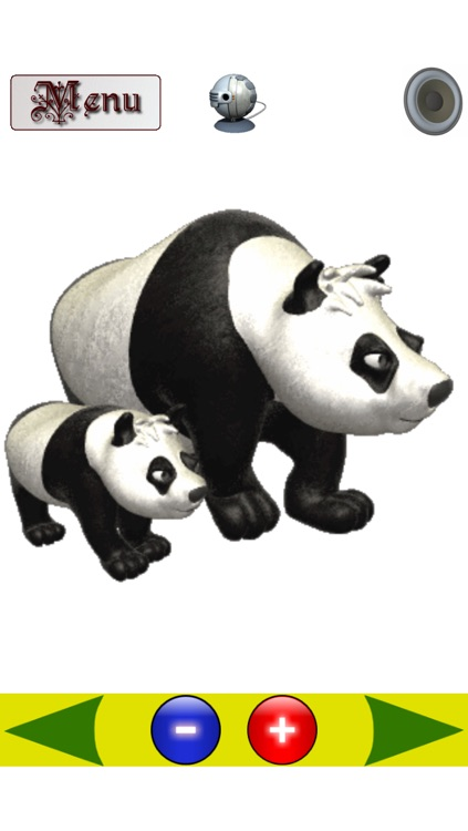 Kids Zoo - 3D Animated Animals screenshot-3