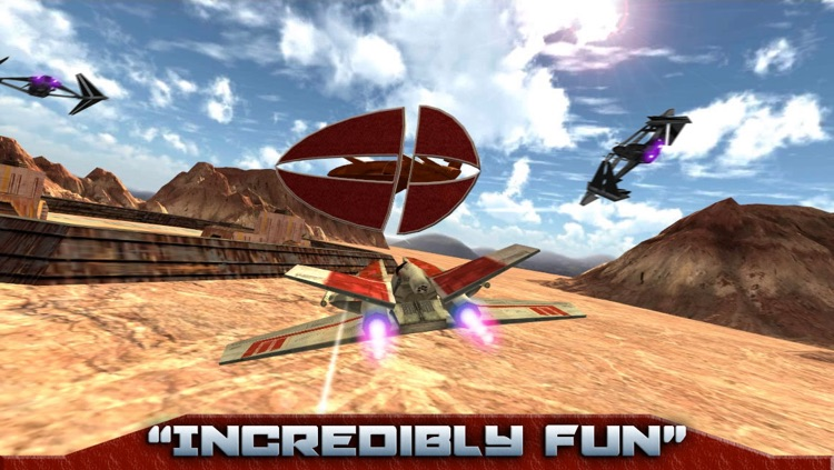 Alpha Squadron screenshot-3