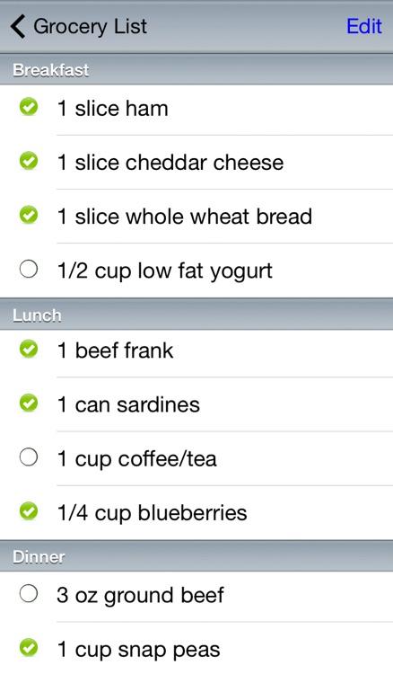 The 3 Day Diet screenshot-4