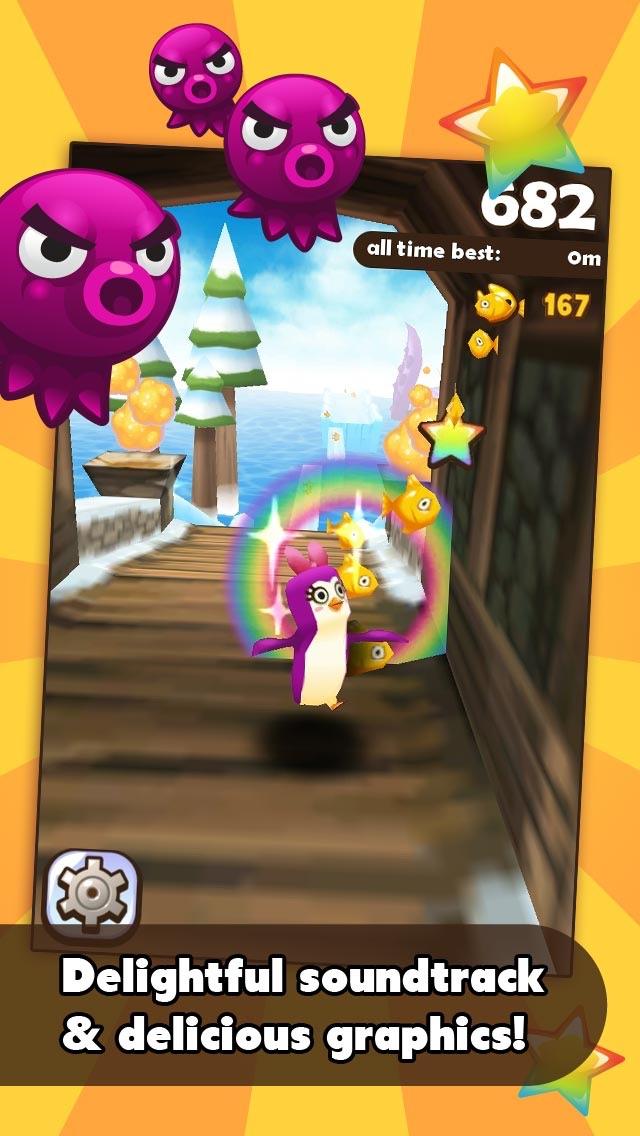Super Penguins Screenshot 4