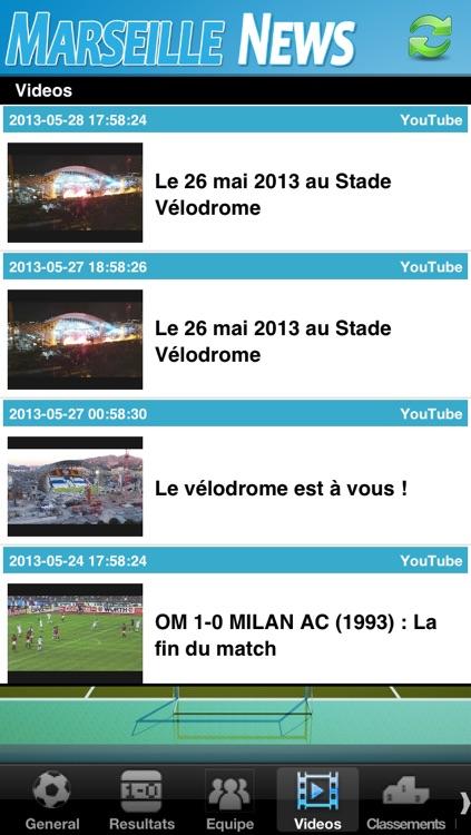 Marseille News screenshot-3