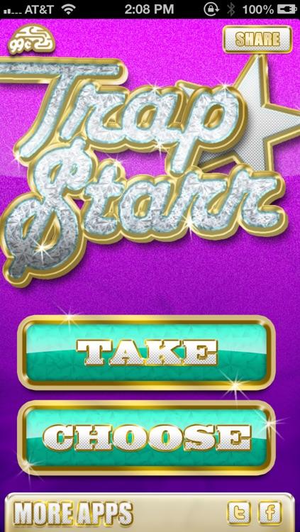 TRAPSTARR ▲ - Trap Music Album Creator