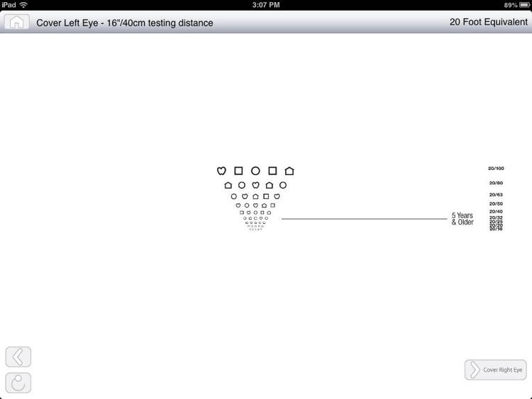 AAPOS Vision Screening App screenshot-4
