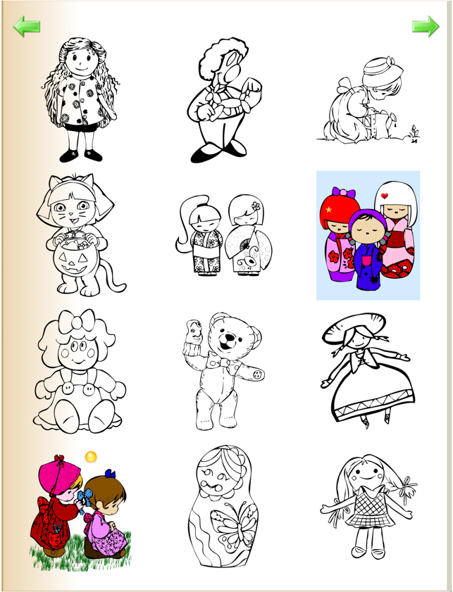 Libro da colorare per le bambine pagine da colorare con - Pagine da colorare per le farfalle ...