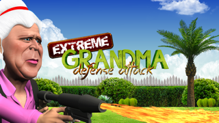 Extreme Grandma Defense Attack screenshot one