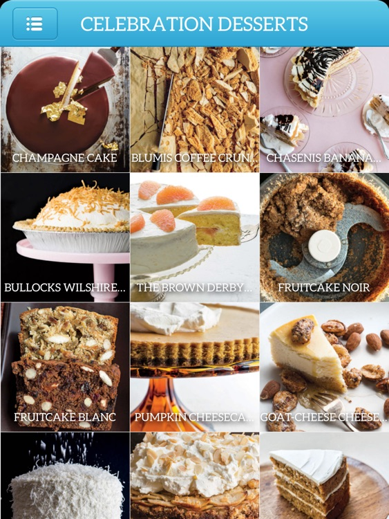 Dessert Recipes Chocolate and Confection for iPad screenshot-4