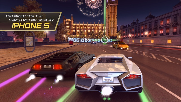 Asphalt 7: Heat screenshot-1