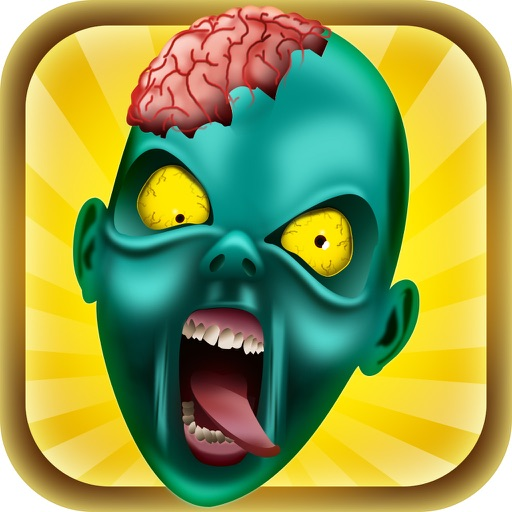 Angry Zombie Run: Crazy Village Rush - FREE Edition icon