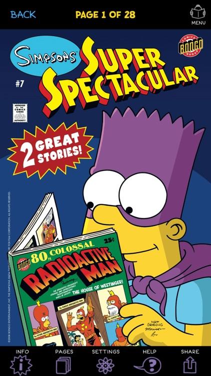 Simpsons Store