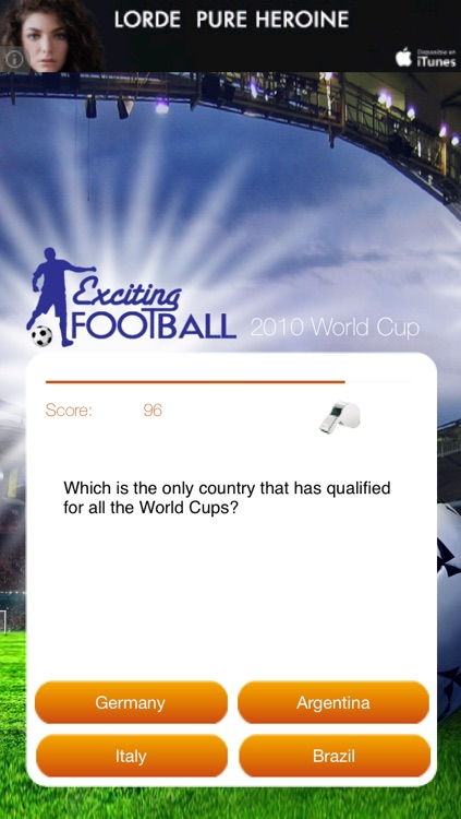 Exciting Football Trivia