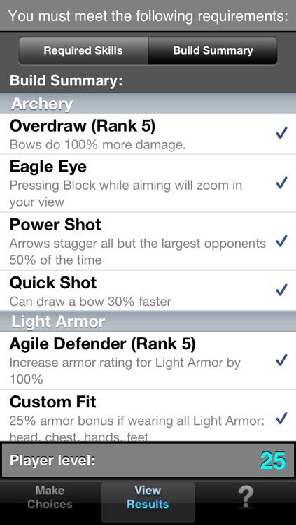 Perks in Skyrim ® screenshot-4