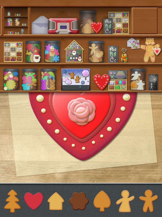 Bakery Shop: Easter Cookies screenshot-4