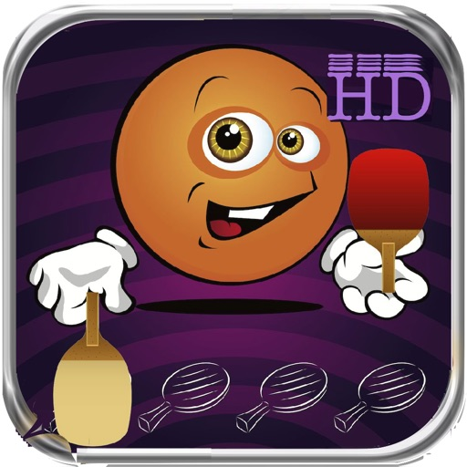 Table Tennis & Ping Pong Energetic Free HD for iPad