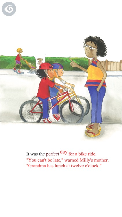 Milly, Molly & the Bike Ride screenshot-3