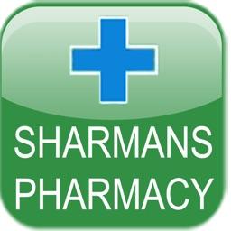 Sharman's Pharmacy App, Northwood, UK