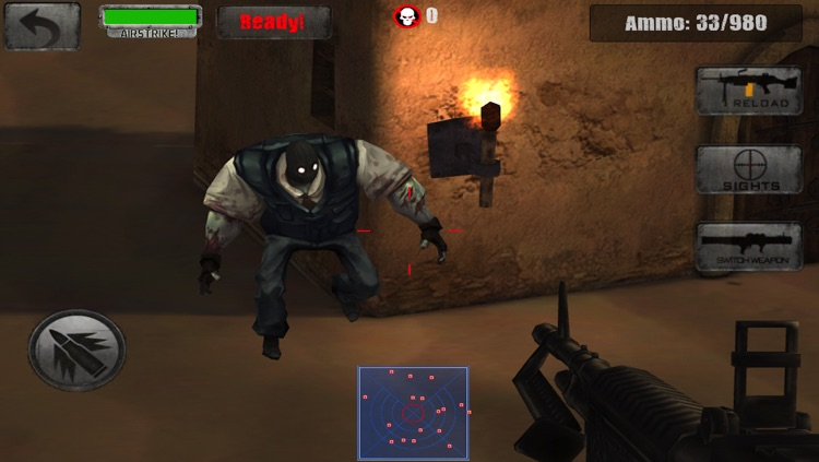 Zombie Jeep Gunner screenshot-2
